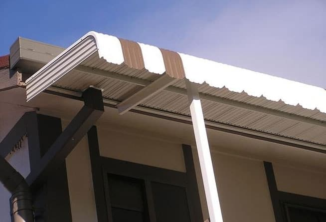 Fixed Awnings 11