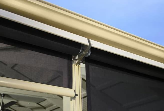 Straight Drop Awnings 19